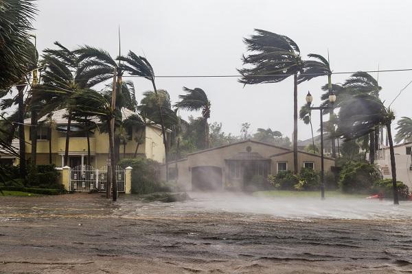 Hurrikane-Saison in den USA