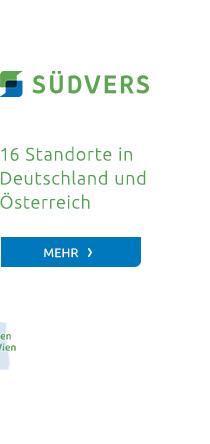 15 Standorte in Deutschland und Österreich